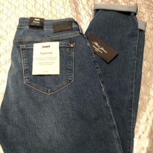 Mavi Super soft Emma slim boyfriend jeans